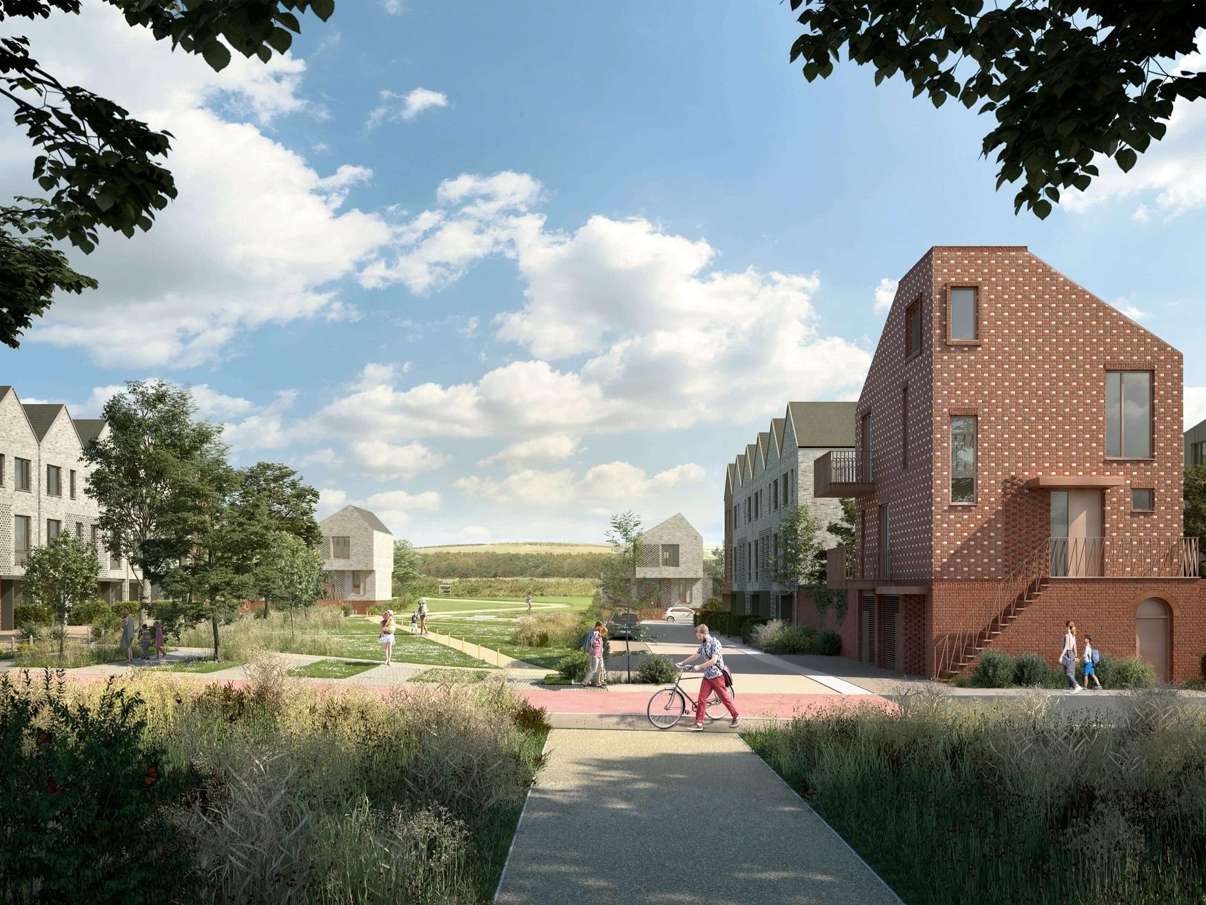 Image of proposed Bulverhythe Development
