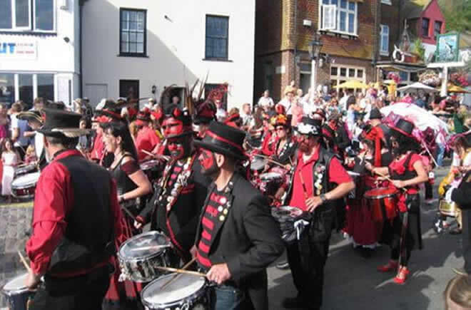 Carnivals and processions