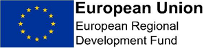 The European Union European Regional Developement Fund logo