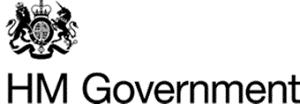 The HM Government logo