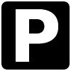 symbol - parking