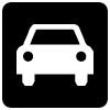 symbol - vehicle access