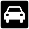 symbol - vehicle access