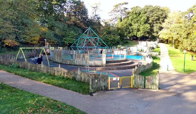Image of Alexandra Park Playground
