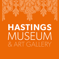 Hastings museum and art gallery logo
