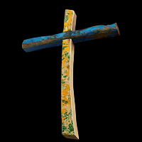 Image of the Lampedusa cross