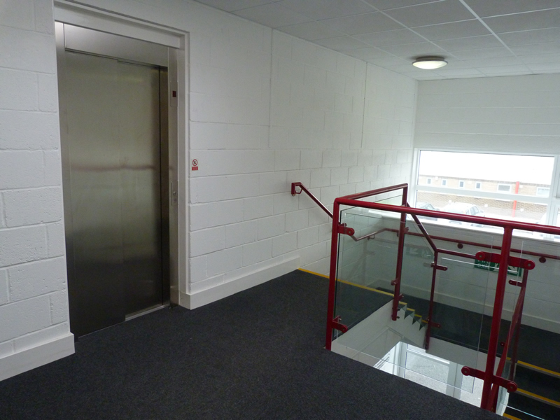 Castleham Business Centre East - Stairs and lift